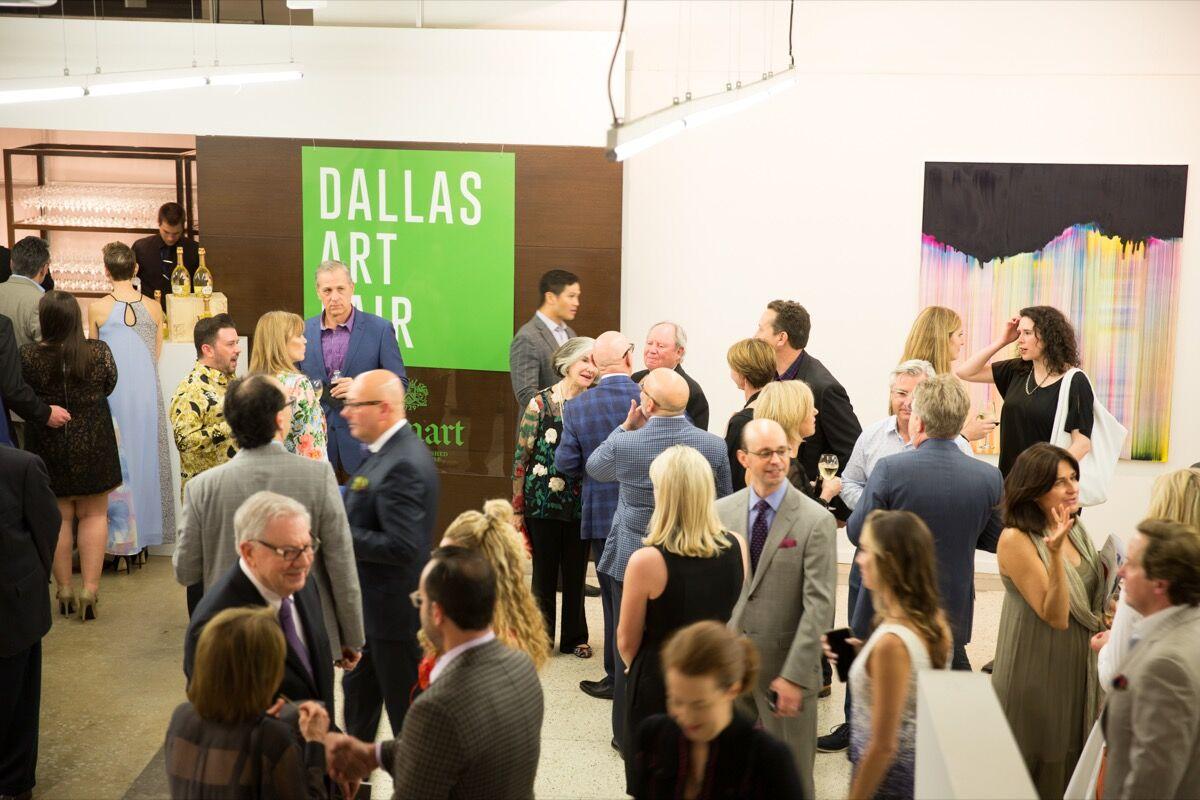 Courtesy of the Dallas Art Fair.
