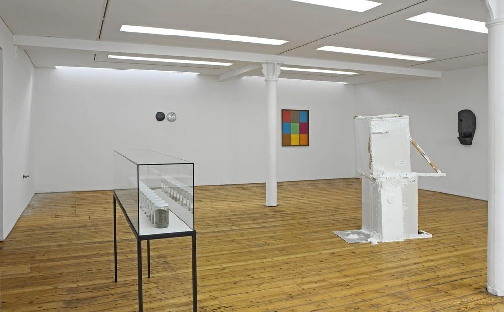 D 13088 exhibition view, 2015 Sprovieri, London