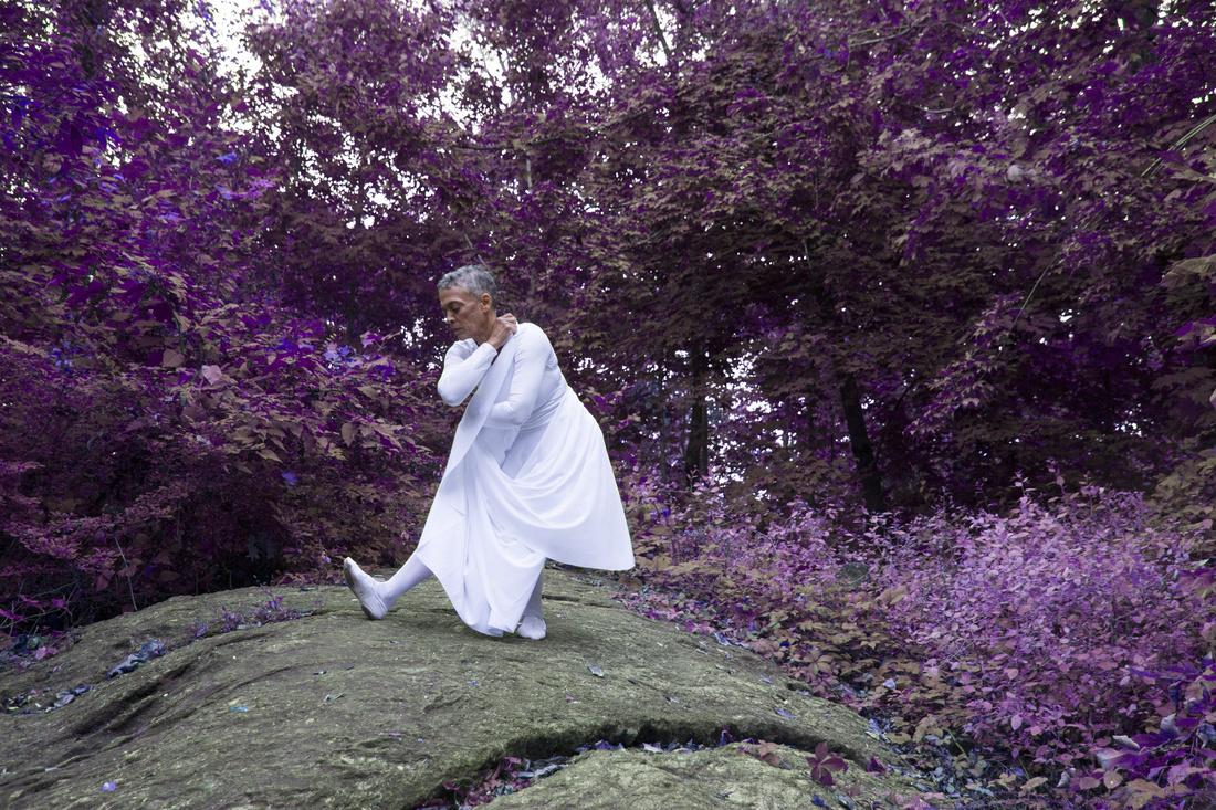 Elia Alba, The Spiritualist (Maren Hassinger), 2013. Courtesy of the Shelley & Donald Rubin Foundation.