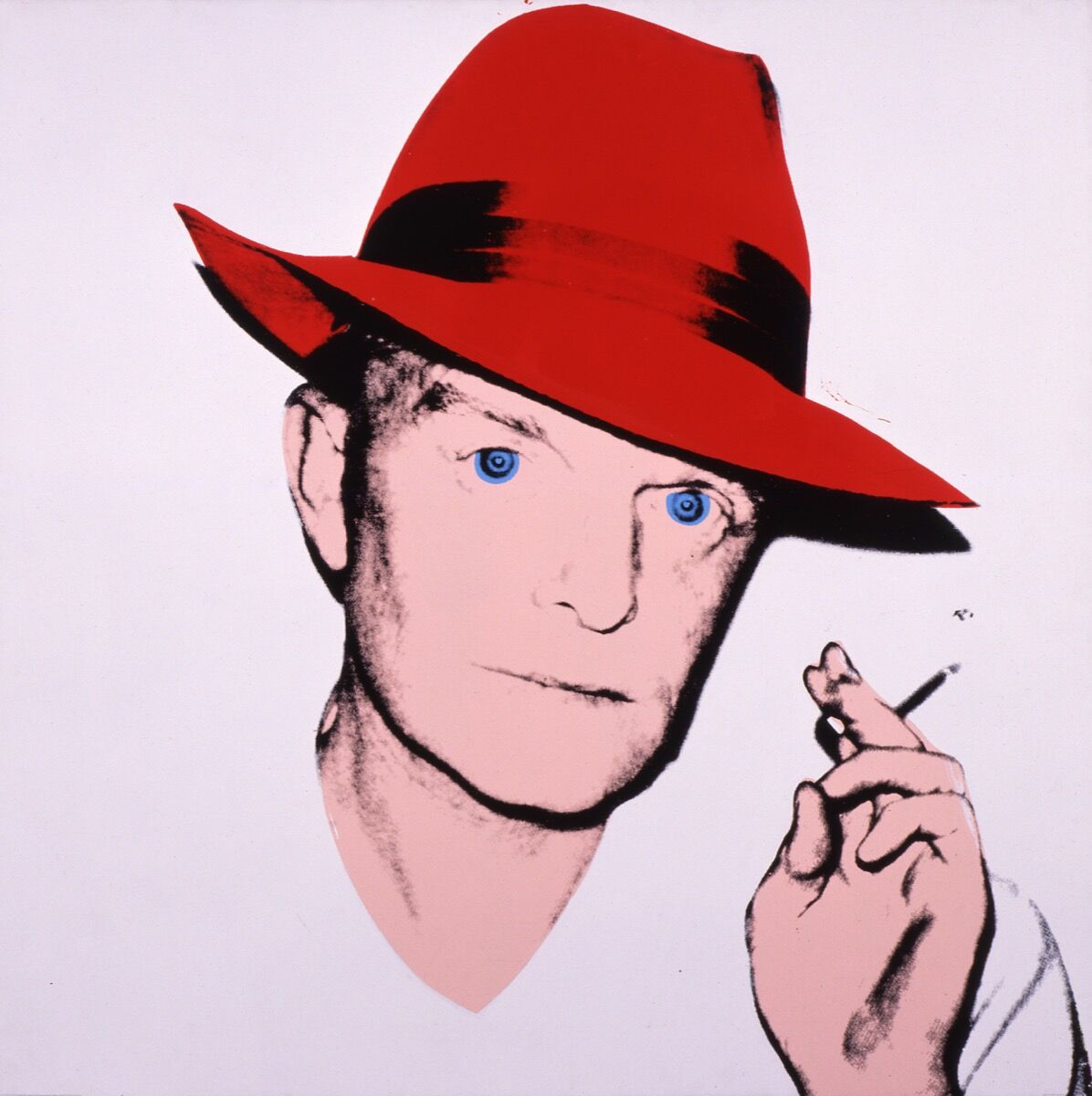 Andy Warhol (1928 – 1987), Truman Capote, 1979. © The Andy Warhol Foundation for the Visual Arts, Inc. / Artists Rights Society (ARS) New York. Courtesy of the Whitney Museum of American Art.