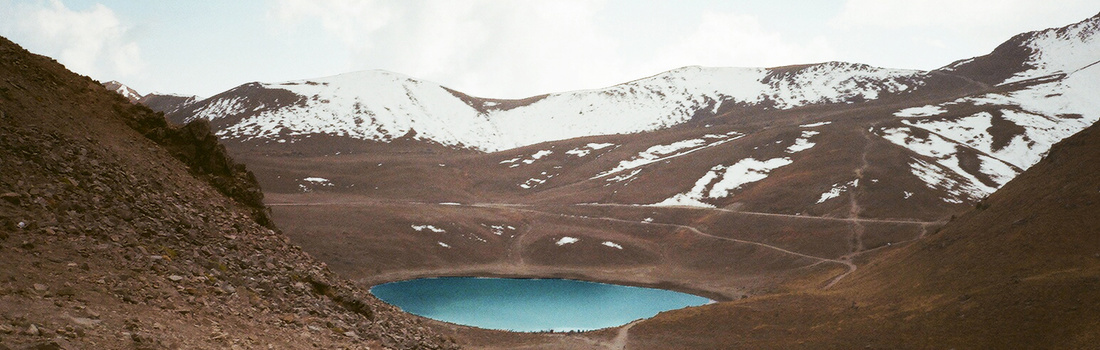 View of Nevado de Toluca by Pia Riverola.