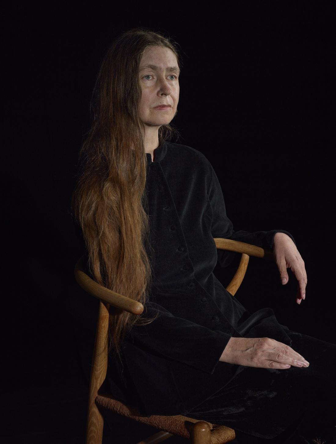 Catherine Opie, Celia, 2017. © Catherine Opie. Courtesy of Regen Projects, Los Angeles and Thomas Dane Gallery, London.