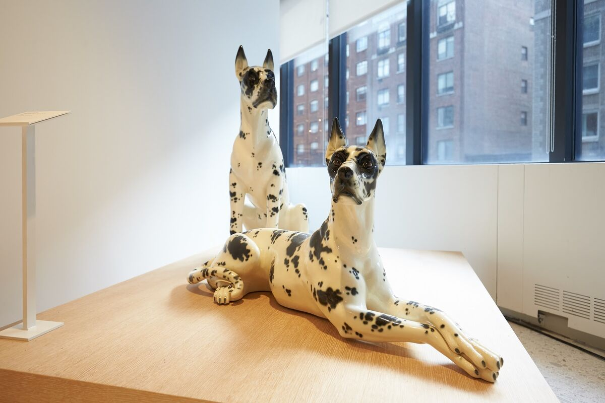 Photo of the New York City Museum of the Dog courtesy of the museum.