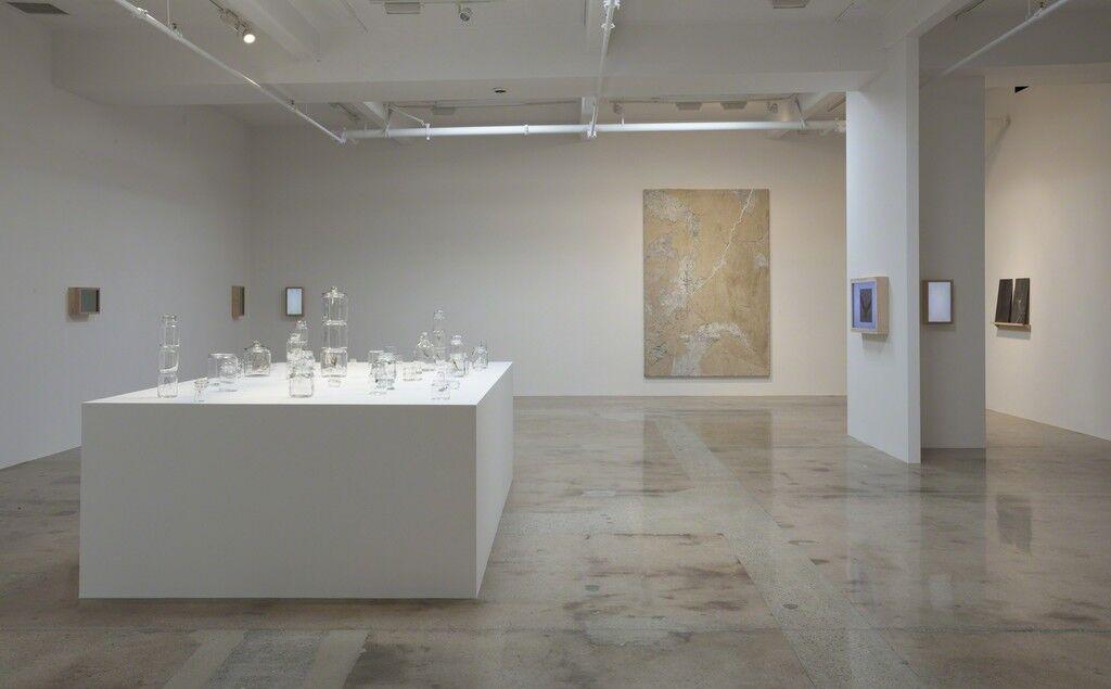 "Installation view of""Ellipsis,"" Steve Turner, Los Angeles. Courtesy Steve Turner and the artist."