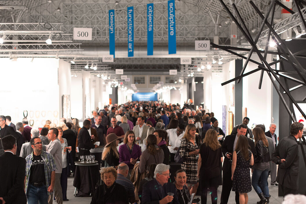 SOFA Chicago draws over 35,000 collectors and art patrons to Navy Pier in November.