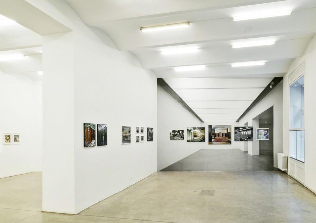 Work by Margherita Spiluttini. Image courtesy of Christine König Galerie.