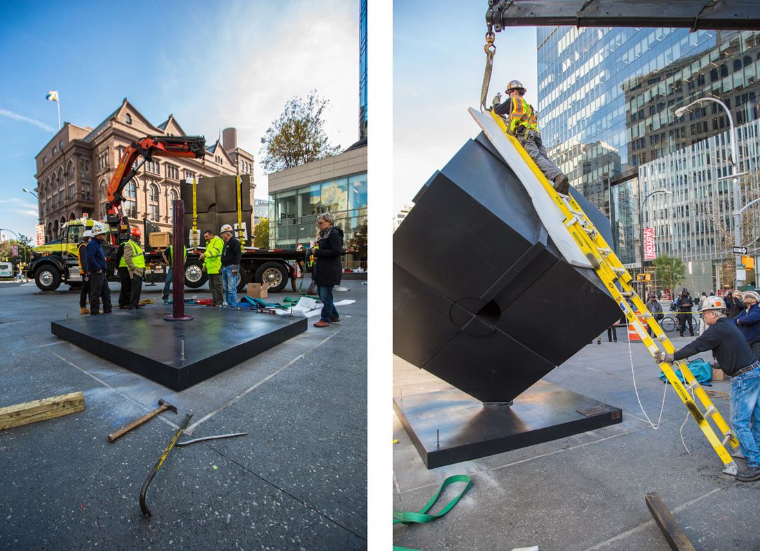 Photos courtesy of the Department of Design and Construction.