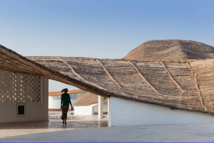 Thread, Sinthian, Tambacounda, Senegal. Photo: Iwan Baan
