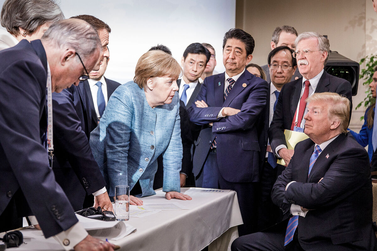 Photo by Jesco Denzel/Bundesregierung via Getty Images.