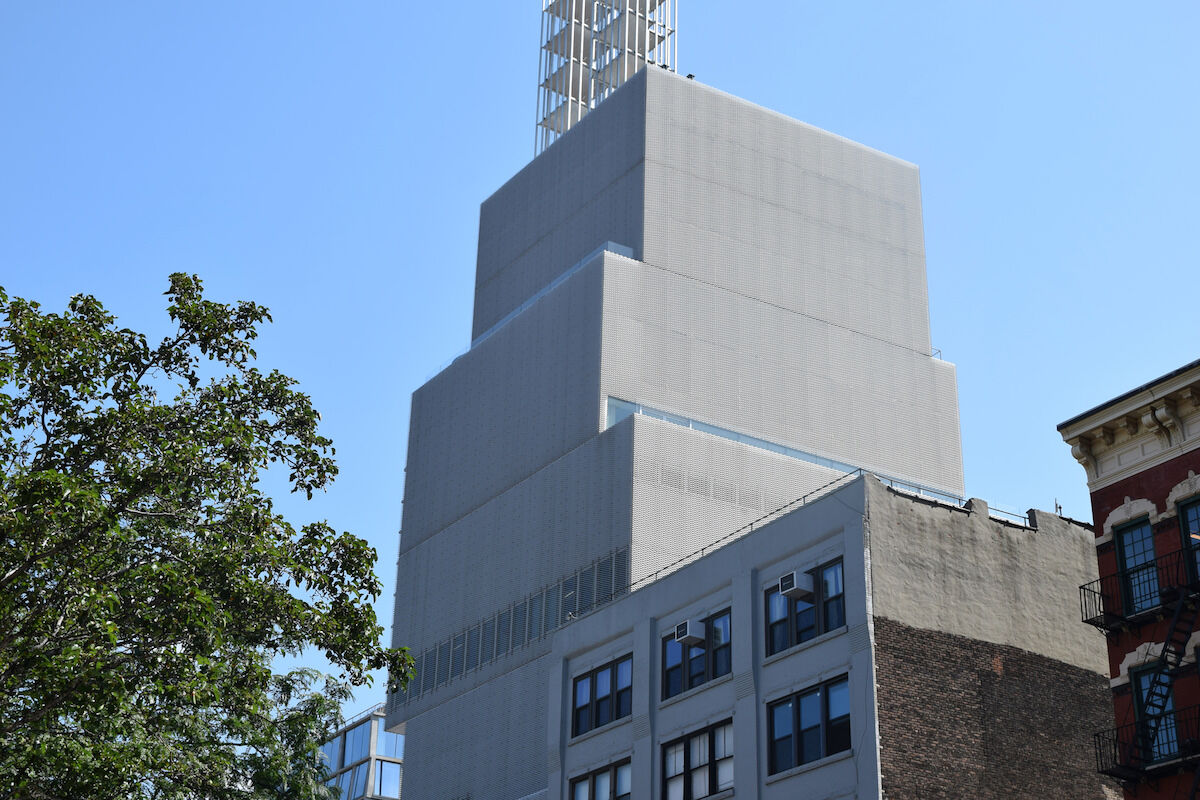 The New Museum of Contemporary Art in New York City. Photo by CTG/SF, via Flickr.