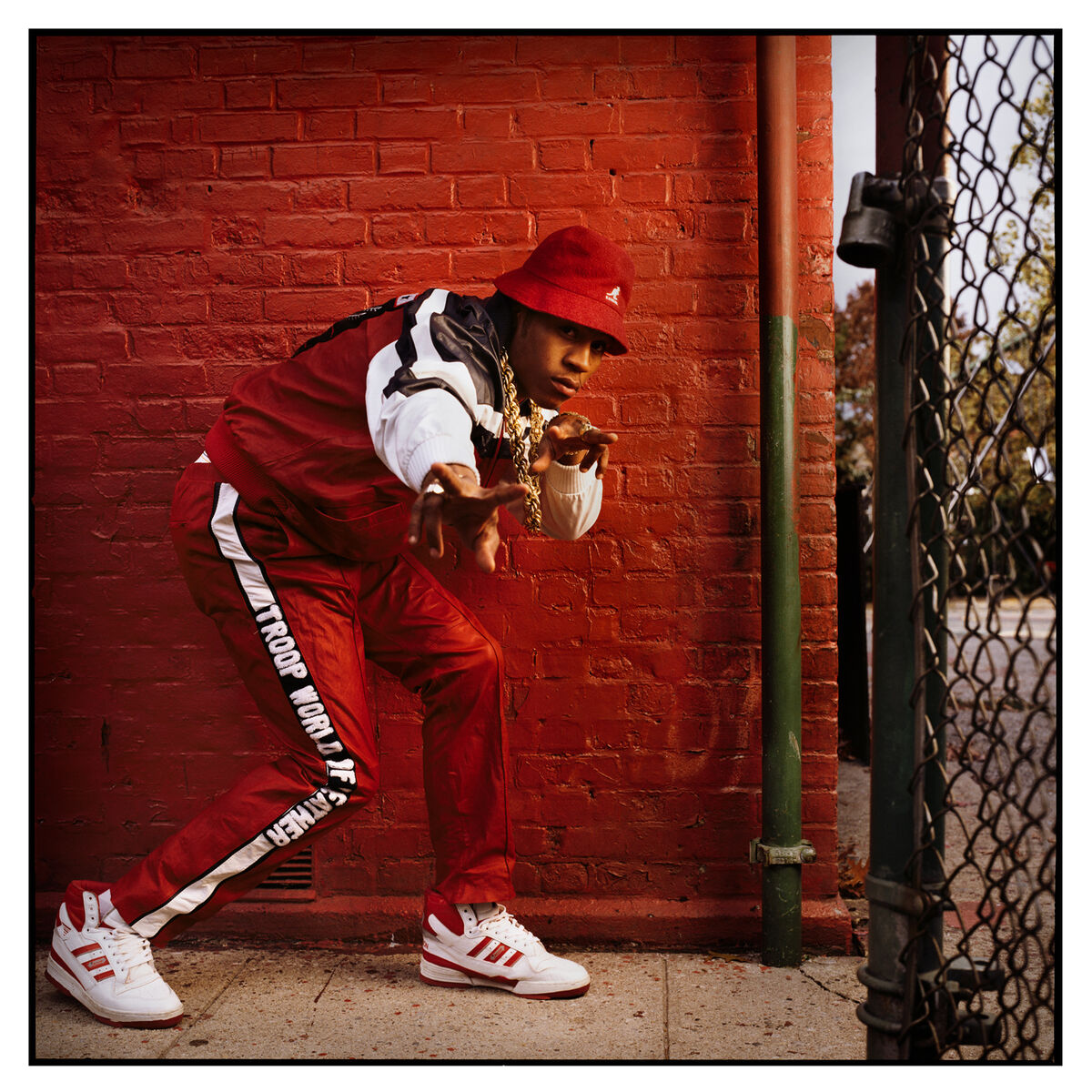 Mark Seliger, LL Cool J, Queens, New York, 1987. Courtesy of the artist.