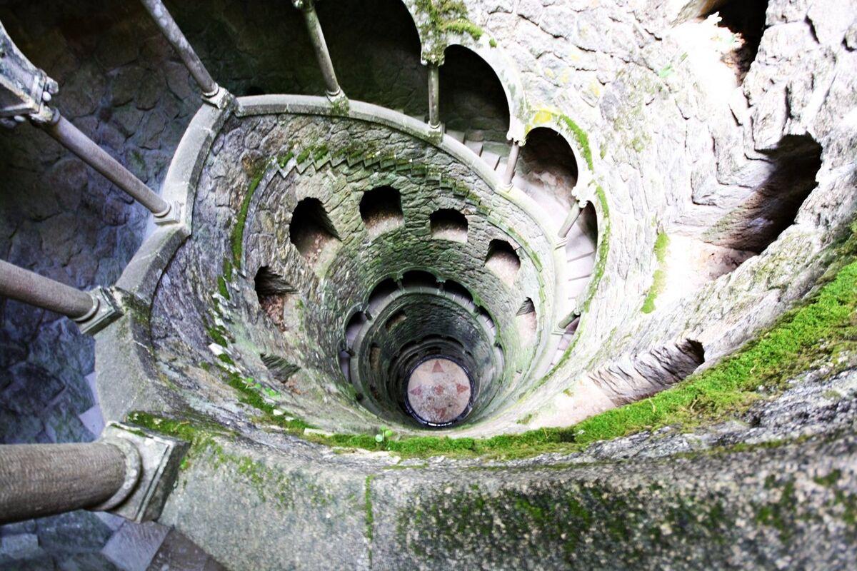 Quinta da Regaleira, Sintra, Portugal, 2012. Photo via Flickr.