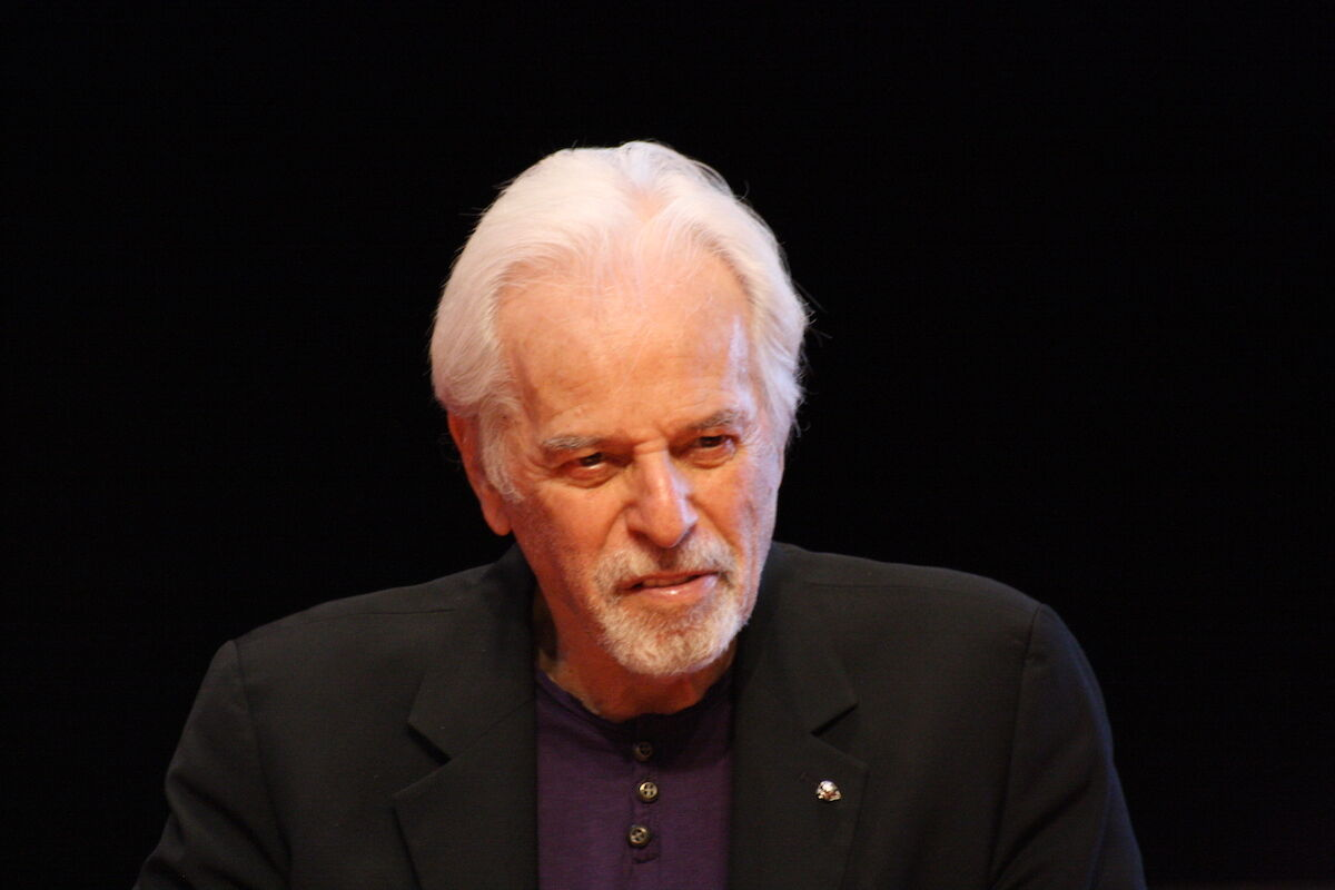 Alejandro Jodorowsky at a film festival in 2011. Photo by Lionel Allorge, via Wikimedia Commons.