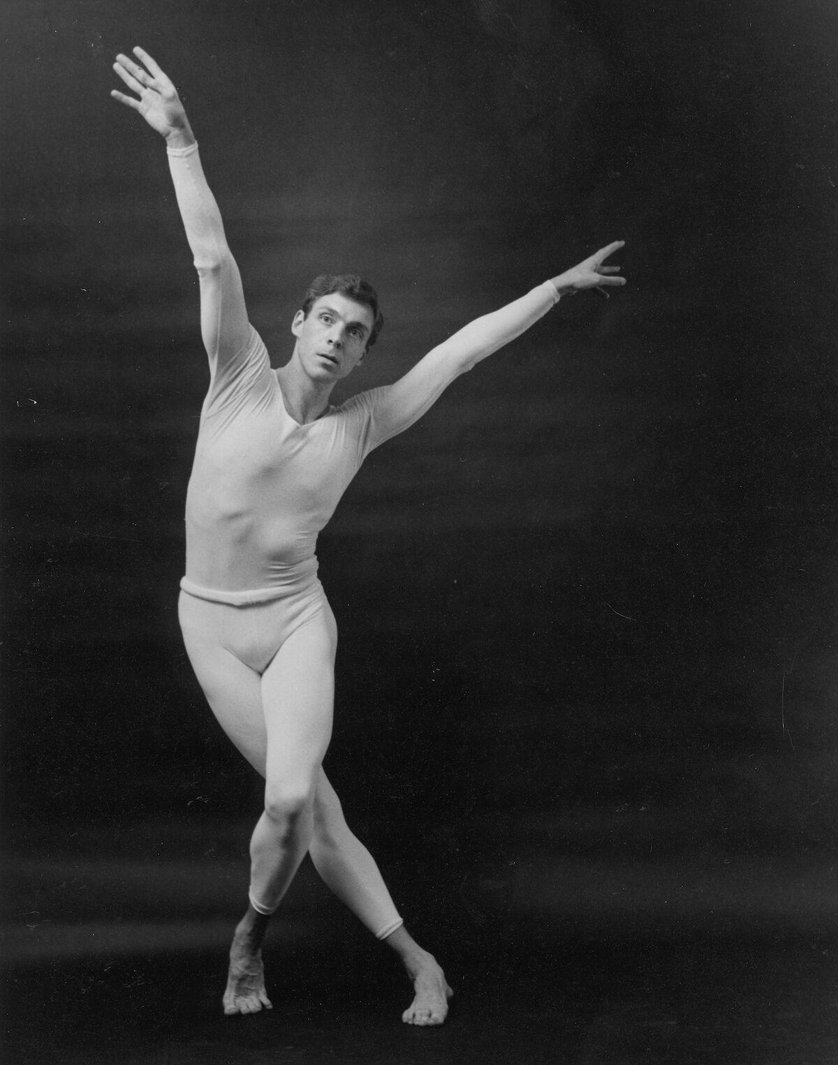 Paul Taylor. Photo courtesy the Paul Taylor Dance Foundation.