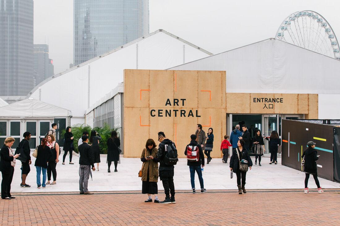 Art Central 2016 © Art Central
