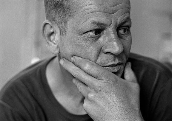 Tony Vaccaro, Jackson Pollock, East Hampton, 1953. Courtesy Tony Vaccaro Studio/Monroe Gallery.