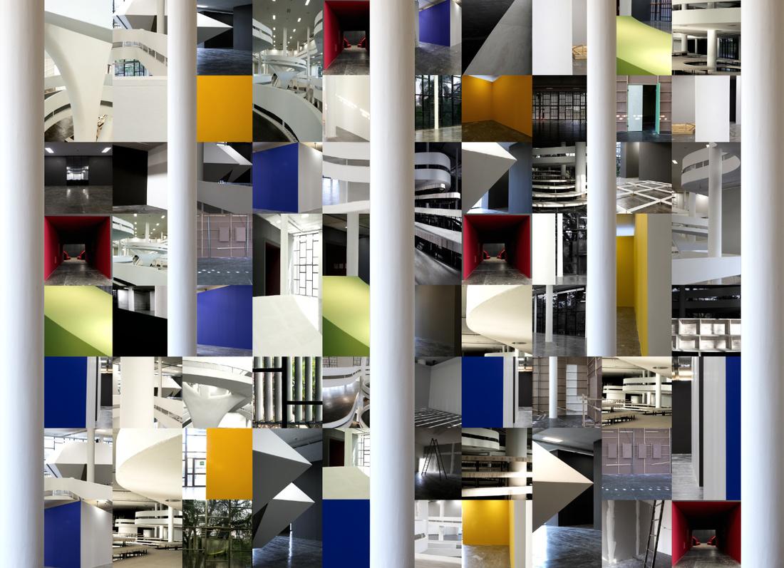Claudia Jaguaribe, Série Azulejos – Bienal, 2015; Courtesy of the artist and H.A.P. Galeria.