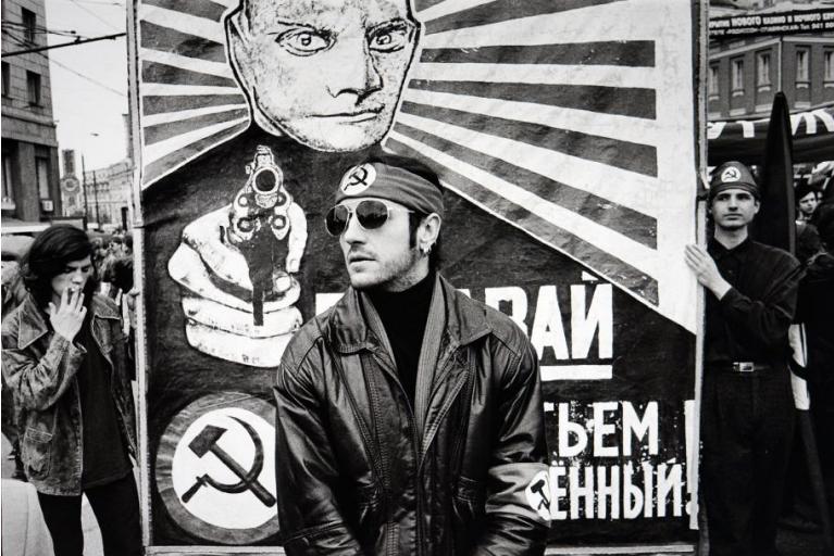 Courtesy: Igor Mukhin and Cosmoscow