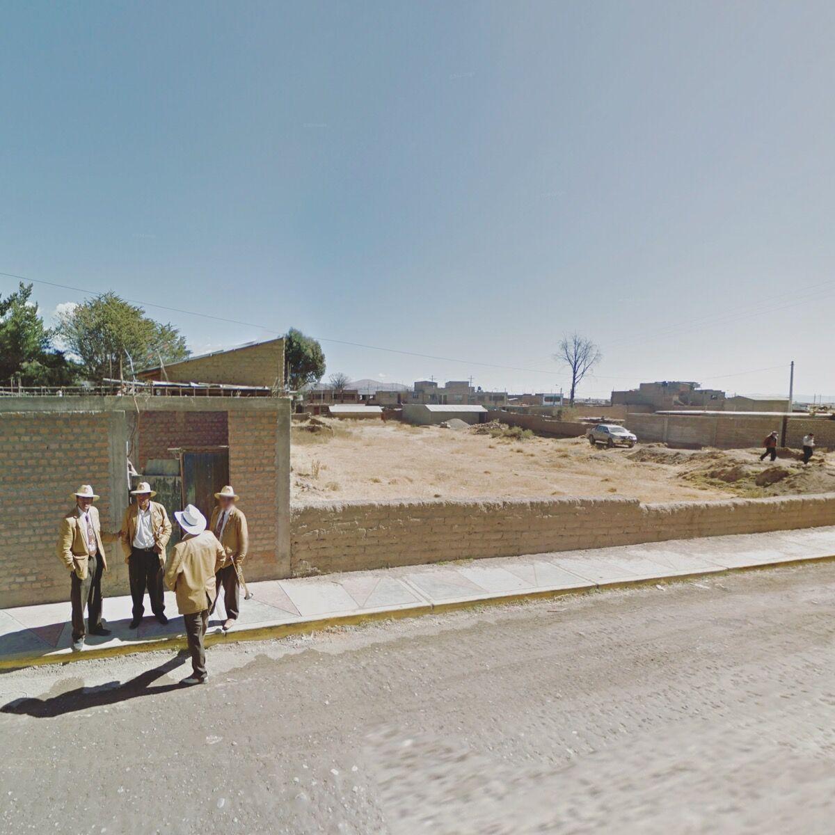 Cabanillas, Puno, Peru. Photograph by Jacqui Kenny via Google Street View.