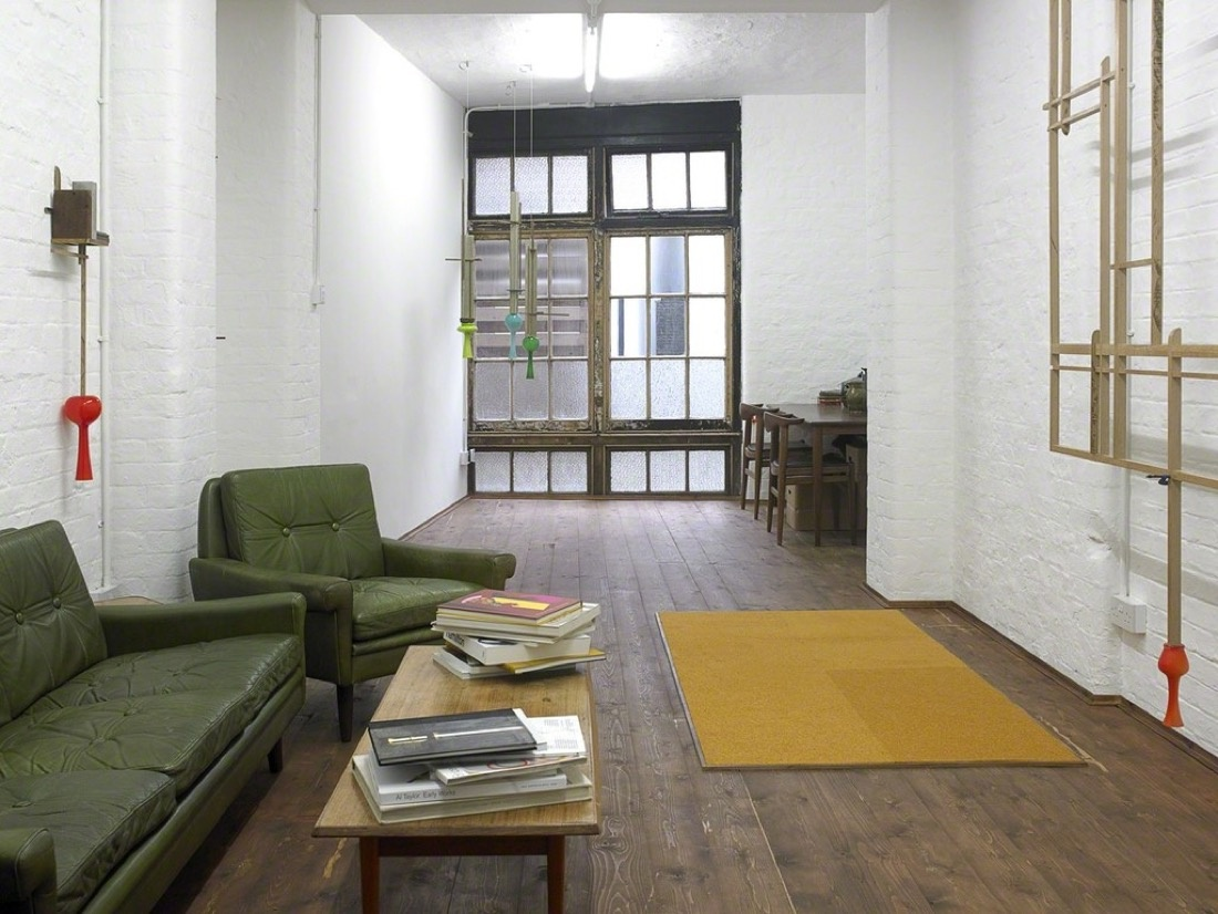 """Installation view of """"Parlour,"""" courtesy of ROKEBY"""