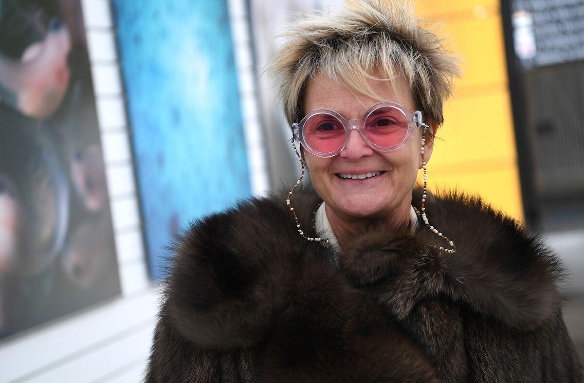 Princess Gloria von Thurn und Taxis. Photo by Donat Sorokin\TASS via Getty Images.