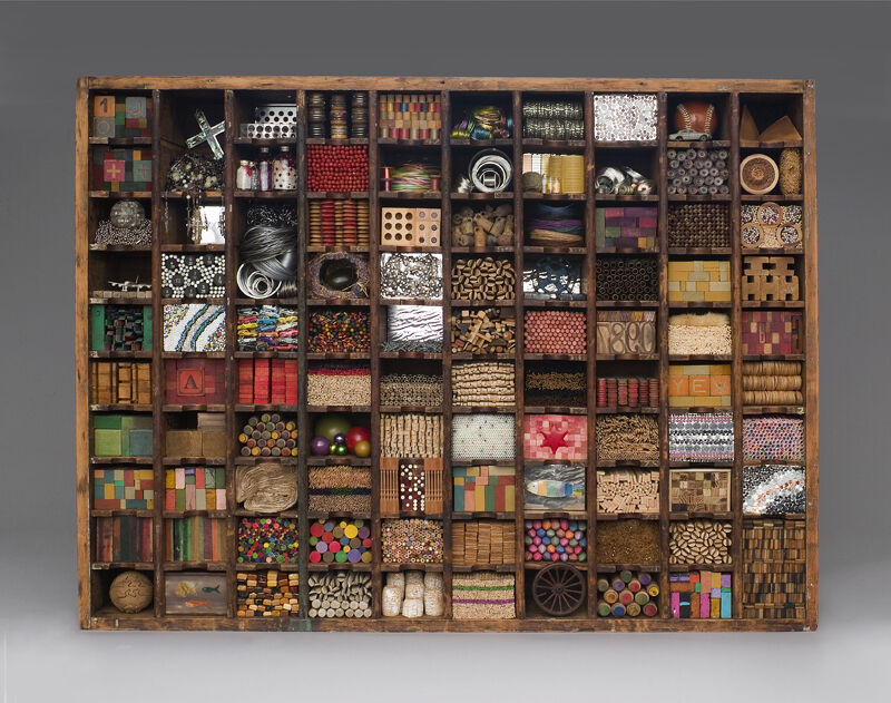 La Wilson, Retrospective, 2004–06. Courtesy of the Akron Art Museum.