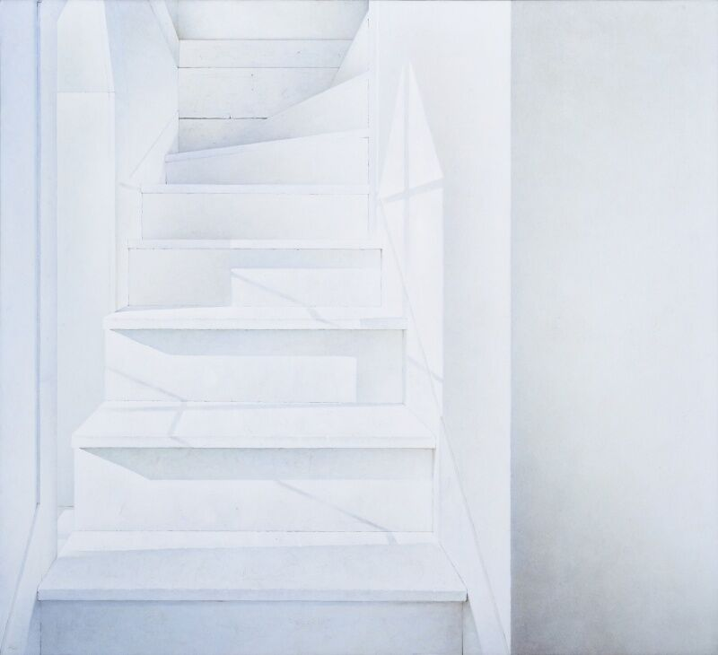 'Tower Stairs' by John Ballantyne. Courtesy of Odon Wagner Contemporary.