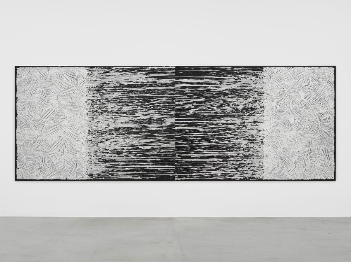 Richard Long, Untitled, 2018. Courtesy of Lisson Gallery.