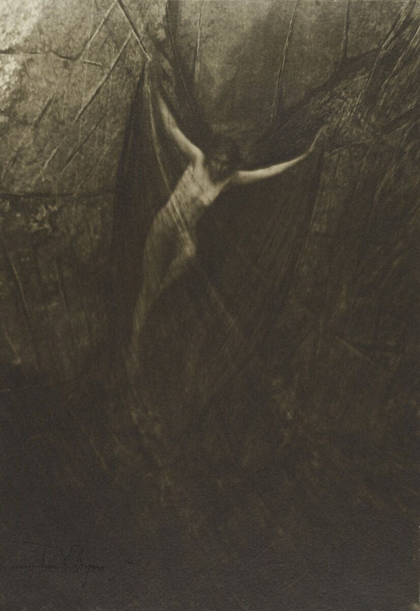 Anne Brigman, The Spider's Web, 1908. Image © The Metropolitan. Courtesy of Art Resource, NY.
