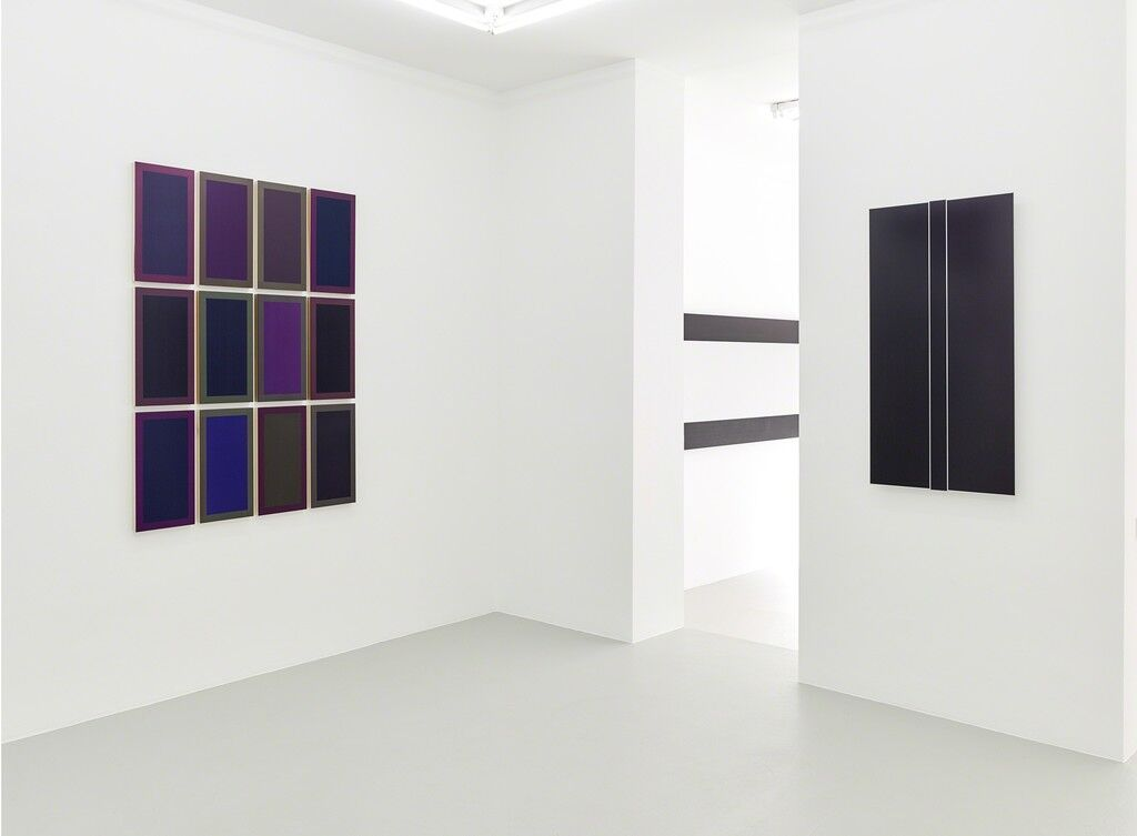 "Installation view, ""Frank Gerritz 