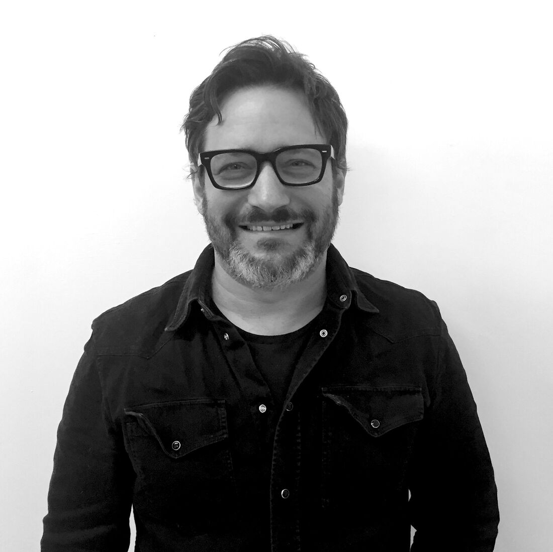 Portrait of Andrew Schachman