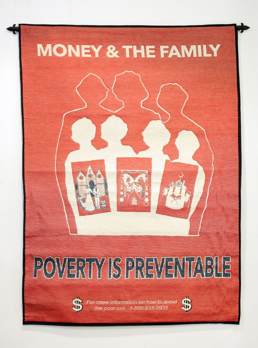 Amalia Ulman, Money And The Family, 2016. Courtesy of the artist and Gavin Brown's enterprise, New York / Rome.