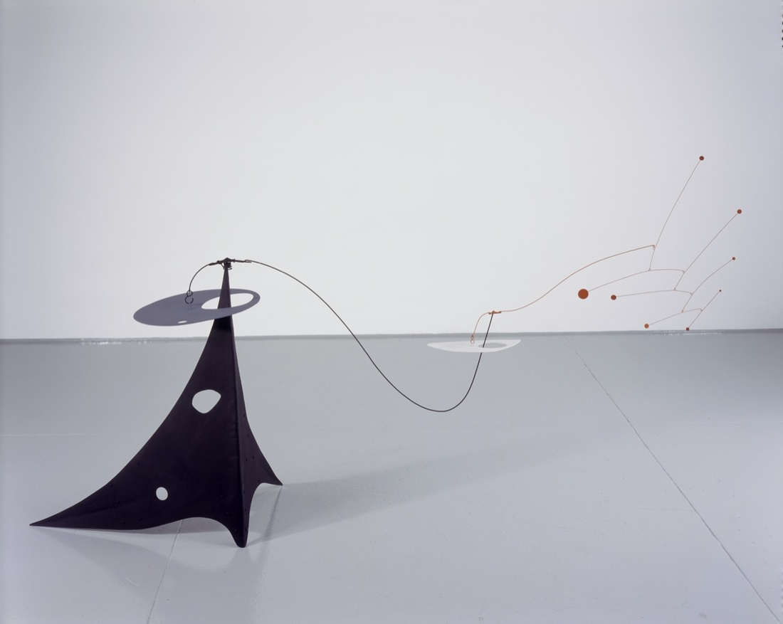 Alexander Calder, Parasite, 1947. © 2017 Calder Foundation, New York / Artists Rights Society (ARS), New York. Courtesy of the Whitney Museum of American Art.