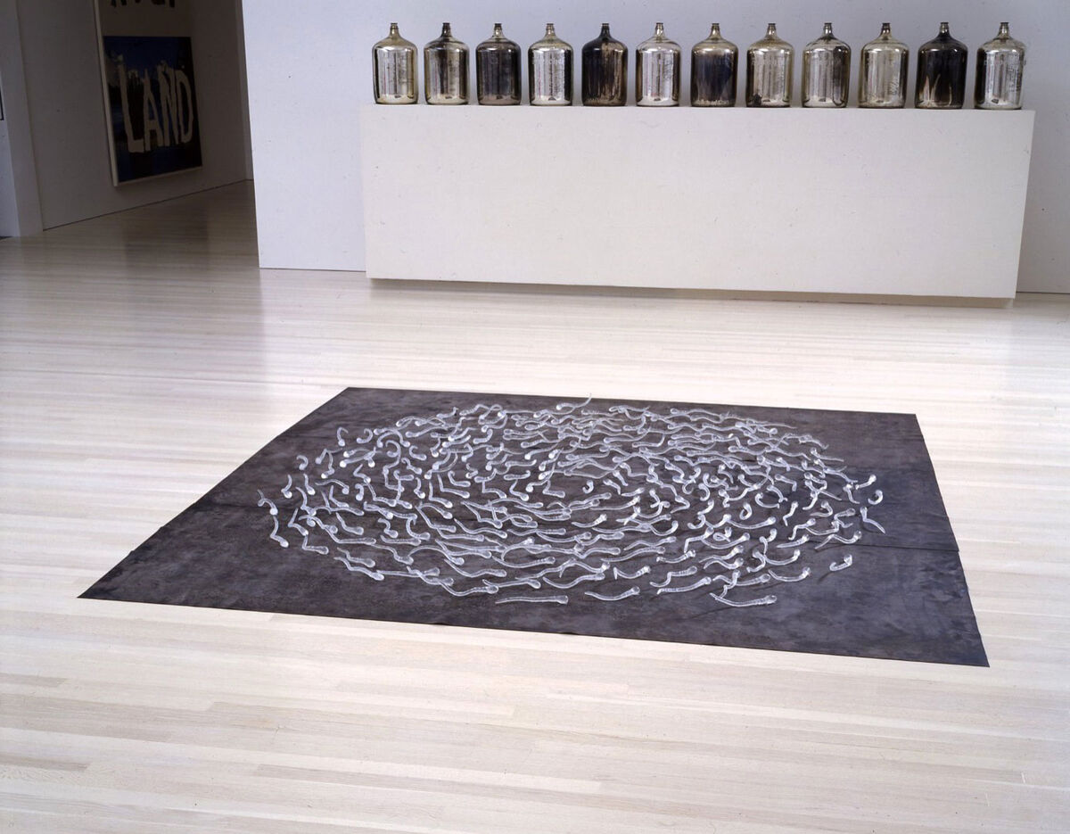 Kiki Smith, Untitled, 1989–90. Courtesy of The Museum of Contemporary Art, Los Angeles.