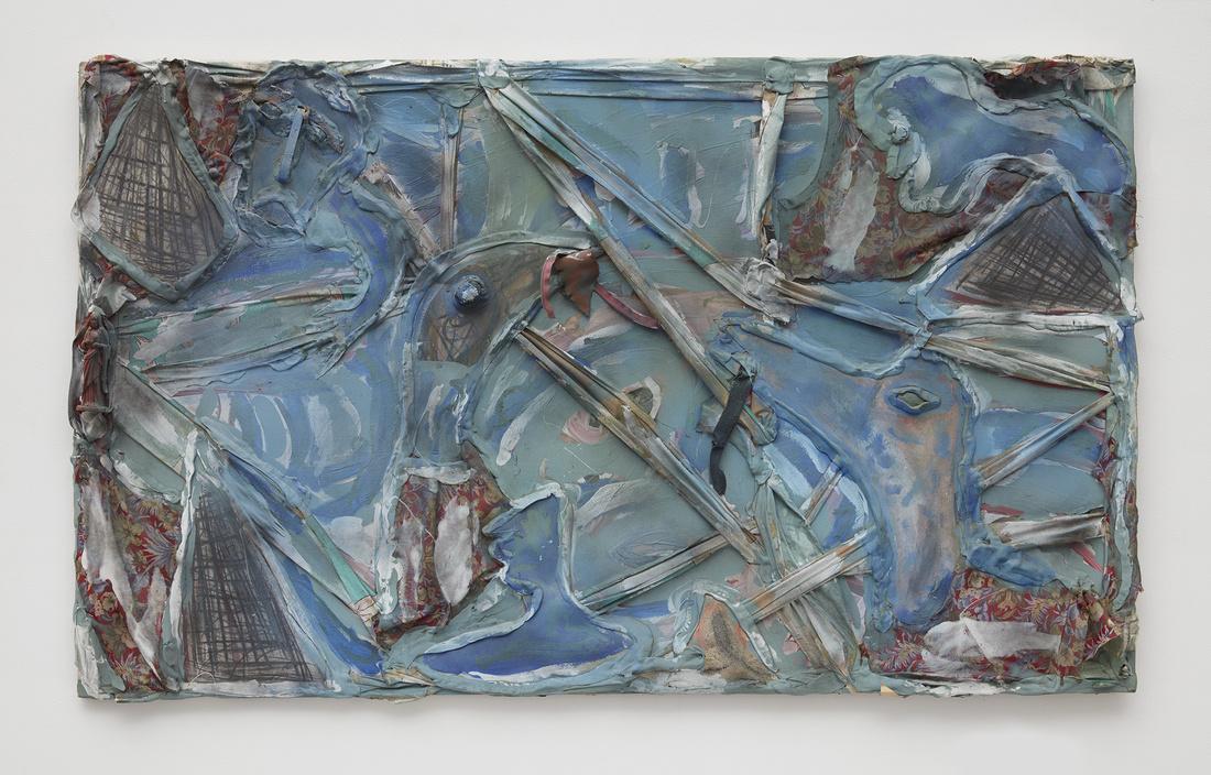 Thornton Dial, The Power of the Birds, 2002. © Thornton Dial. Photo by Jason Wyche, courtesy of Marianne Boesky Gallery, New York.