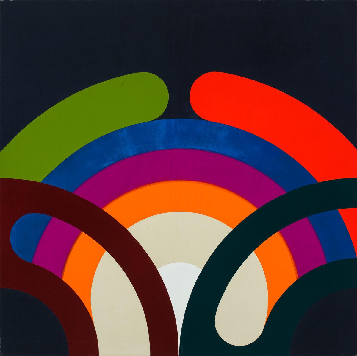 István Nádler, Untitled, 1968. Courtesy of the artist, Elizabeth Dee New York and Kisterem Budapest.
