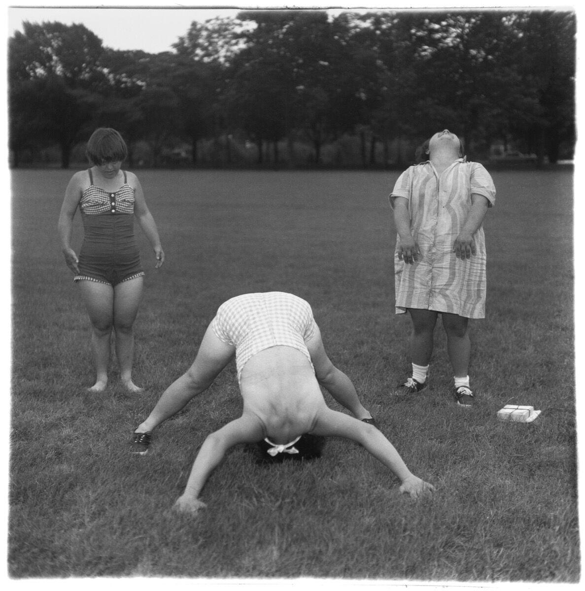 Diane Arbus, Untitled (6), 1970–71. © The Estate of Diane Arbus.