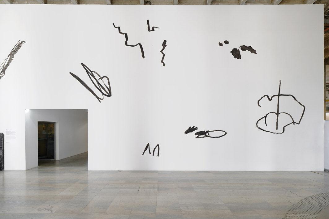 Escif, ENTRE L'AMOUR ET LA PEUR at Palais de Tokyo, Paris, 2018. Courtesy of the artist.