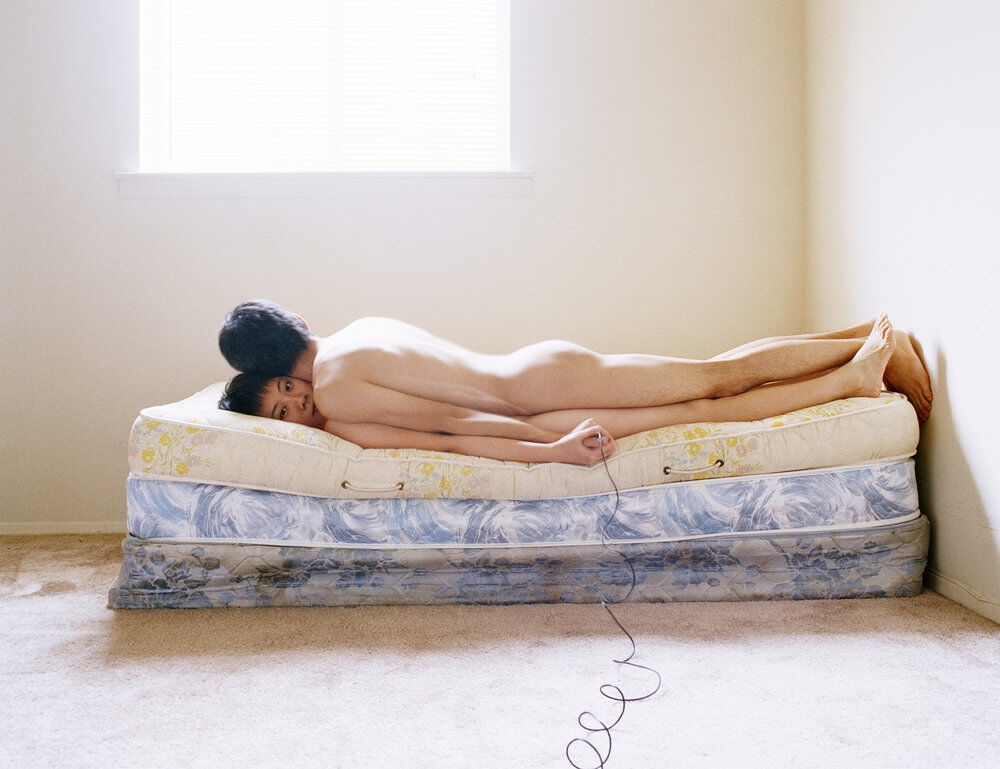 """Pixy Liao, How to build a relationship with layered meanings, from the series """"Experimental Relationship,"""" 2008. Courtesy of the artist."""