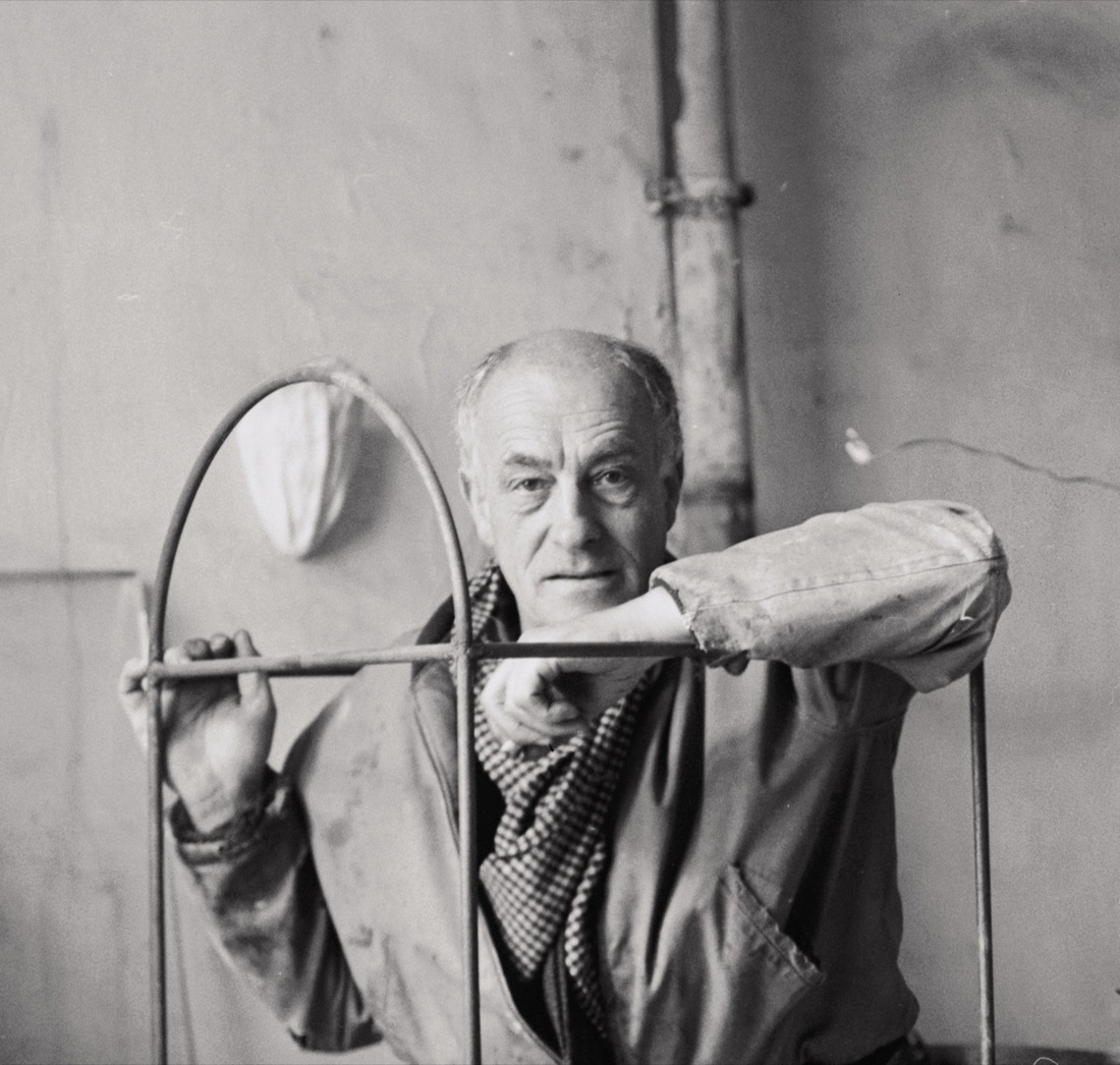 Cecil Beaton, Portrait of Diego Giacometti, 1962. Image courtesy of the Cecil Beaton Studio Archive at Sotheby's.