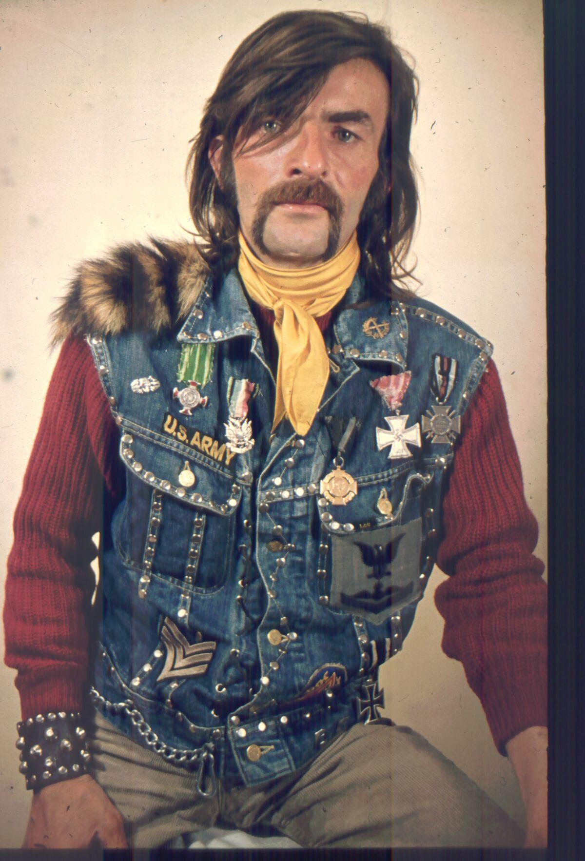 Karlheinz Weinberger, Rocker Zurich, 1968-69. © Karlheinz Weinberger 2018, Courtesy Galerie Esther Woerdehoff, Paris, Patrik Schedler, Zurich and Artist Resources Management, New York.