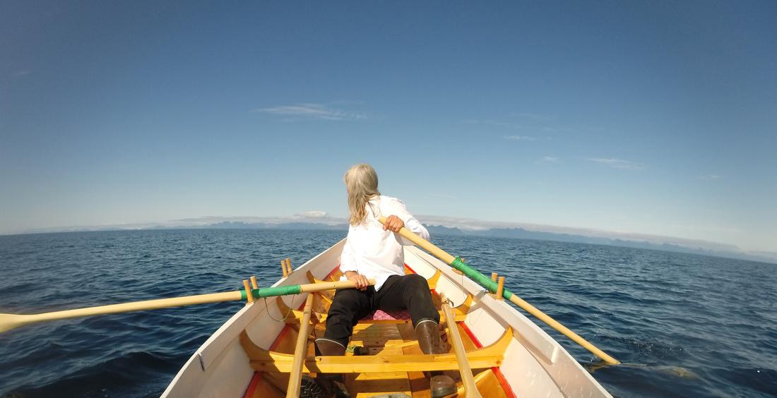 Karianne Stensland, Det er botn i Vestfjorden; Image courtesy RAKE visningsrom and Cosmoscow