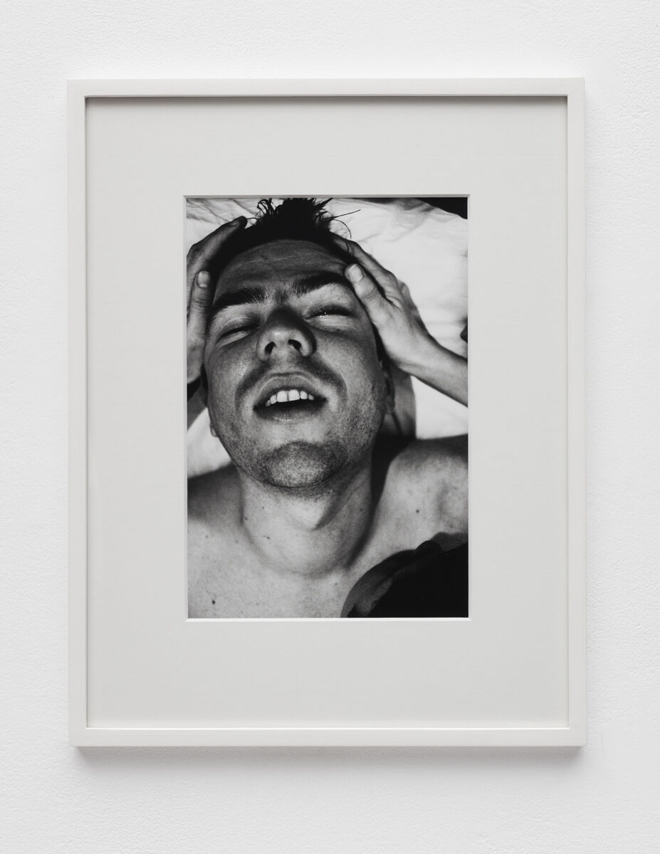 Aura Rosenberg, Head Shots (OS), 1991-1996. Courtesy of Martos Gallery.