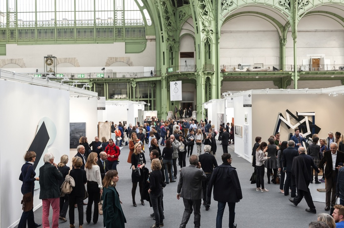 © FIAC 2016. Photo: Marc Domage