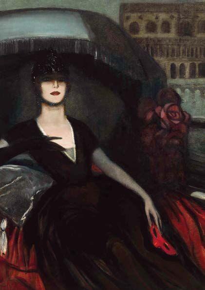 Federico Baltràn Massos, Lady Michelham. Image courtesy of ANTONACCI LAPICCIRELLA FINE ART.