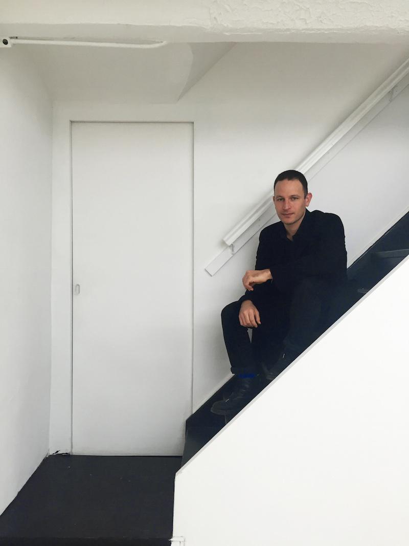 Maxwell Graham, director of ESSEX STREET. Photo courtesy of ESSEX STREET.