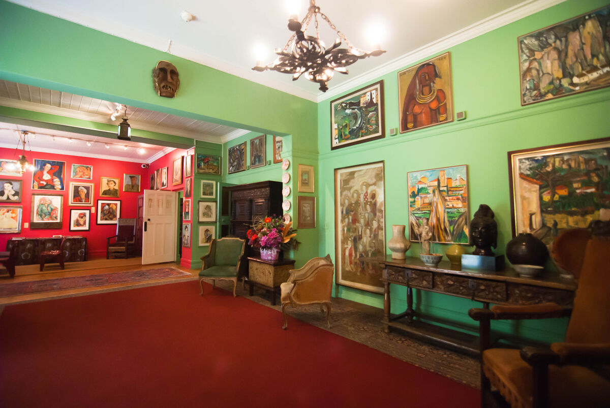 Irma Stern Museum. Photo via Flickr.