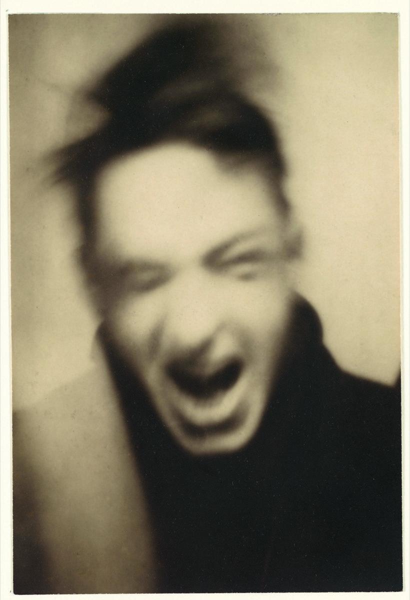Walker Evans, Self-Portrait, 1927. © Walker Evans Archive, The Metropolitan Museum of Art, New York. Courtesy of SFMOMA.