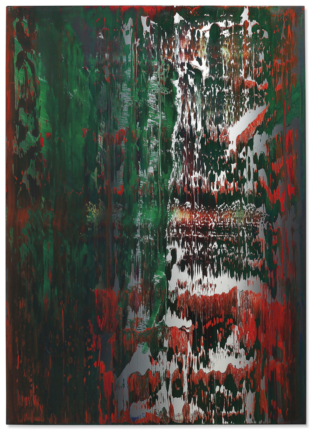 Gerhard Richter, A B, Tower, 1987. Courtesy of Christie's Images Ltd. 2019.
