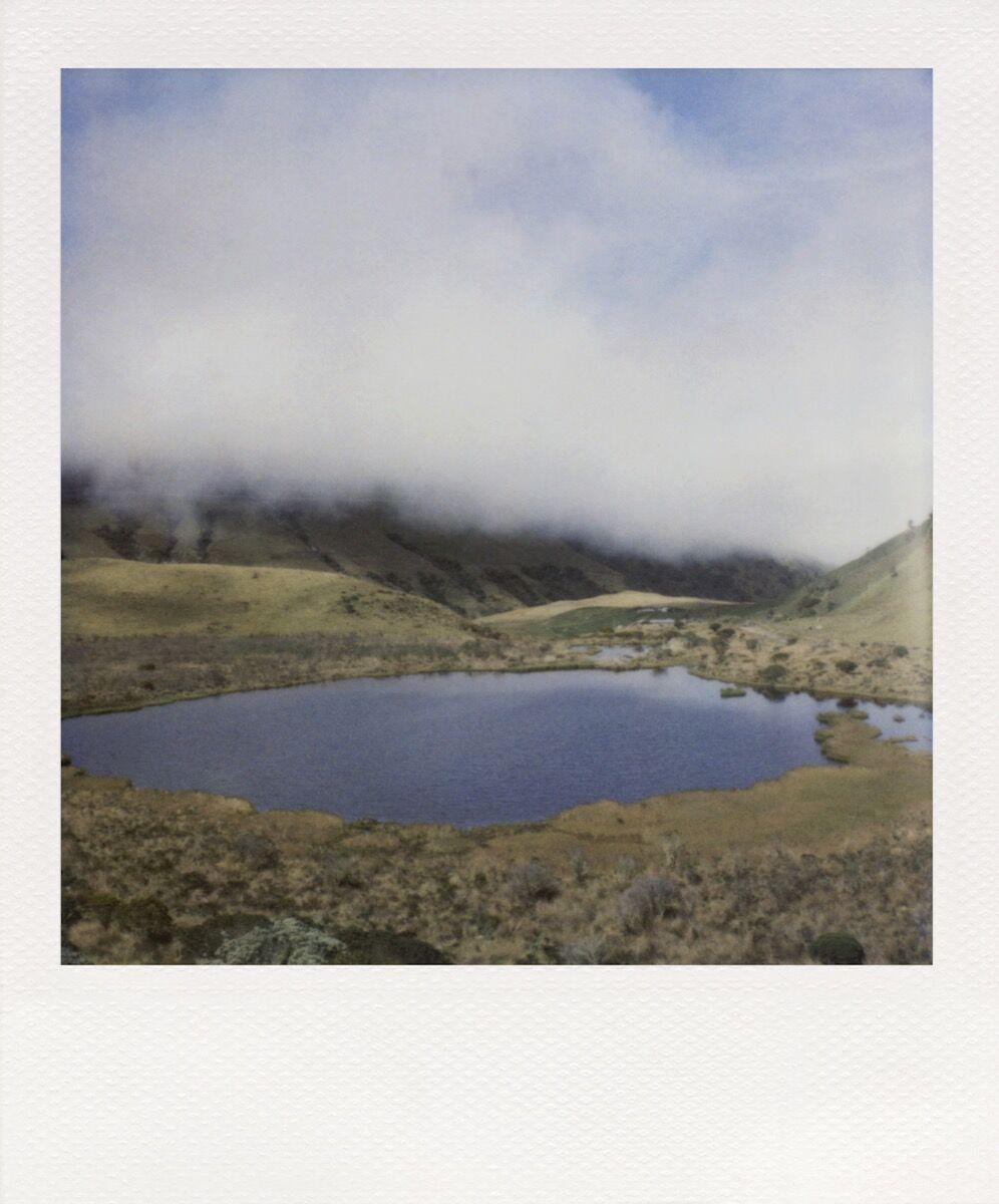 Matthew O'Brien, Rumbo a Nevado del Ruiz, 2010. Courtesy of the artist.
